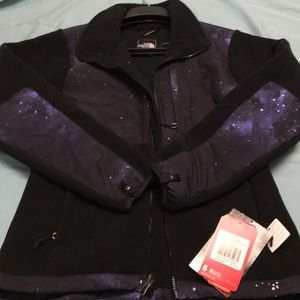 NEW! ( over$100 off!) North Face Galaxy  jacket
